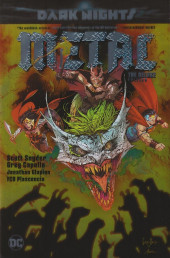 Dark Nights: Metal (2017) -INTHC- Dark Nights: Metal: Deluxe Edition