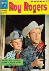 Roy Rogers, le roi des cow-boys (3e série - vedettes T.V) -4- (sans titre)
