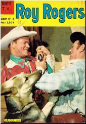 Roy Rogers, le roi des cow-boys (3e série - vedettes T.V) -REC04- Album N°4 (N°16 à N°20)