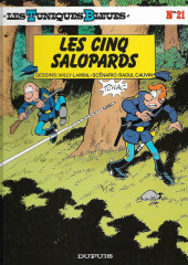 Les tuniques Bleues -21a1997- Les Cinq Salopards