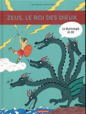La mythologie en BD -10- Zeus, le roi des dieux
