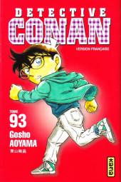 Détective Conan -93- Tome 93