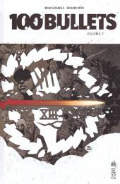 100 Bullets (albums cartonnés) -INT5- Volume V