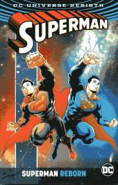 Superman (2016) -INT- Superman reborn