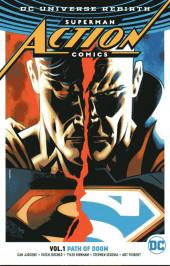 Action Comics (1938) -INT01- Vol.1 Path of Doom