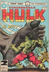 L'incroyable Hulk (Éditions Héritage) -102103- Il vit !