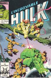 L'incroyable Hulk (Éditions Héritage) -173- Engagé à fond