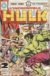 L'incroyable Hulk (Éditions Héritage) -114115- Le tonnerre gronde sous l'East River