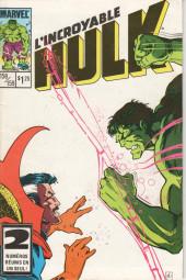 L'incroyable Hulk (Éditions Héritage) -158159- ... D'étranges journées !