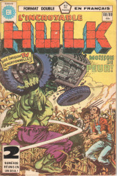L'incroyable Hulk (Éditions Héritage) -8889- Le moissonneur de l'au-delà
