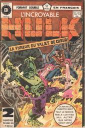 L'incroyable Hulk (Éditions Héritage) -7273- Le Valet de Cœur déchaîné !