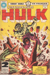 L'incroyable Hulk (Éditions Héritage) -122123- Je sens la Terre remuer...