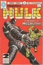 L'incroyable Hulk (Éditions Héritage) -134135- Megalith !