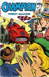 CHAMPION Pierrot-Magazine -22- Jeff Jackson Le record du monde