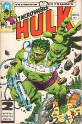 L'incroyable Hulk (Éditions Héritage) -148149- A.I.M. au sommet