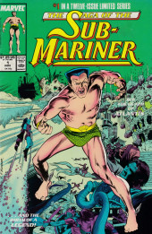 Saga of the sub-mariner (the) (1988) -1- A Legend A-Borning