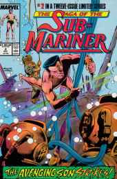 Saga of the sub-mariner (the) (1988) -2- Avenging Son