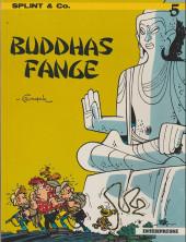 Spirou et Fantasio (en danois) (Splint & Co.) -5a78- Buddhas fange