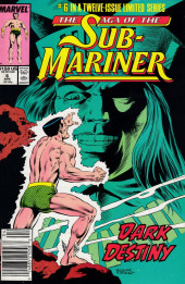 Saga of the sub-mariner (the) (1988) -6- Dark destiny