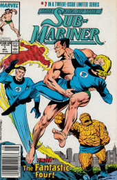 Saga of the sub-mariner (the) (1988) -7- Rage and Remembrance