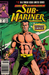 Saga of the sub-mariner (the) (1988) -12- Triumphs-- and Tragedy
