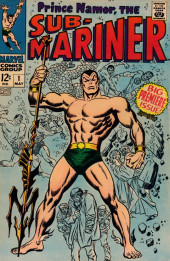 Sub-Mariner Vol.1 (Marvel - 1968) -1- Years of Glory -- Day of Doom!