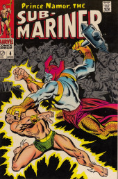 Sub-Mariner Vol.1 (Marvel - 1968) -4- Who Strikes for Atlantis?