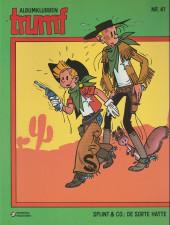 Spirou et Fantasio (en danois) (Splint & Co.) -30a86- De sorte hatte