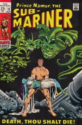 Sub-Mariner Vol.1 (Marvel - 1968) -13- Death, Thou Shalt Die!
