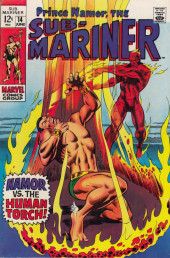 Sub-Mariner Vol.1 (Marvel - 1968) -14- Burn, Namor... Burn!