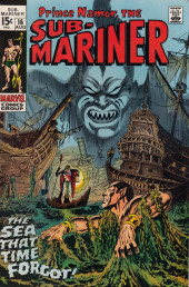 Sub-Mariner Vol.1 (Marvel - 1968) -16- The Sea That Time Forgot!