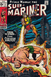 Sub-Mariner Vol.1 (Marvel - 1968) -17- From the Stars, the Stalker