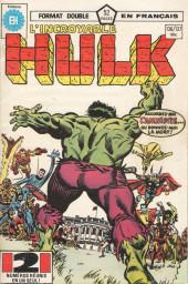 L'incroyable Hulk (Éditions Héritage) -136137- A quoi servent les amis !
