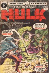 L'incroyable Hulk (Éditions Héritage) -6869- Et le docteur s'appelle Druid !
