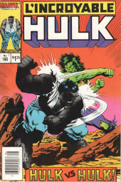 L'incroyable Hulk (Éditions Héritage) -186- La chaleur du désert