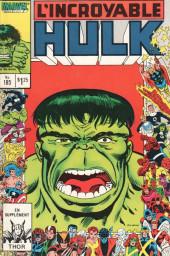 L'incroyable Hulk (Éditions Héritage) -185- Le nouveau Hulk !