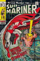 Sub-Mariner Vol.1 (Marvel - 1968) -19- Support Your Local Sting-Ray