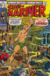 Sub-Mariner Vol.1 (Marvel - 1968) -25- A World My Enemy!