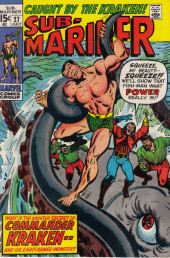 Sub-Mariner Vol.1 (Marvel - 1968) -27- When Wakes the Kraken!