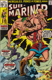 Sub-Mariner Vol.1 (Marvel - 1968) -29- Fear Is the Hunter!