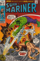 Sub-Mariner Vol.1 (Marvel - 1968) -34- Titans Three!