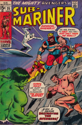 Sub-Mariner Vol.1 (Marvel - 1968) -35- Confrontation!