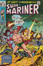 Sub-Mariner Vol.1 (Marvel - 1968) -36- What the Gods Have Joined Together