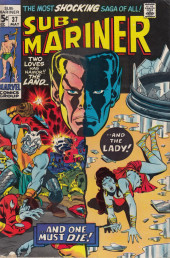 Sub-Mariner Vol.1 (Marvel - 1968) -37- The Way To Dusty Death