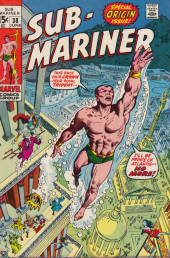 Sub-Mariner Vol.1 (Marvel - 1968) -38- Namor Agonistes!