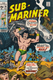 Sub-Mariner Vol.1 (Marvel - 1968) -39- And Here I'll Stand