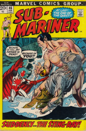 Sub-Mariner Vol.1 (Marvel - 1968) -46- Even the Noble Die