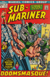 Sub-Mariner Vol.1 (Marvel - 1968) -47- Doomsmasque