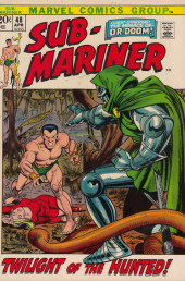 Sub-Mariner Vol.1 (Marvel - 1968) -48- Twilight of the Hunted!