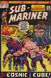 Sub-Mariner Vol.1 (Marvel - 1968) -49- The Dreamstone